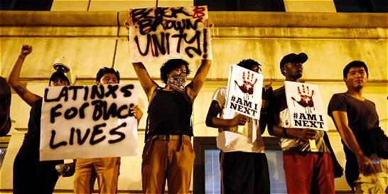 Policía difundió videos de muerte de afro-estadounidense en Charlotte