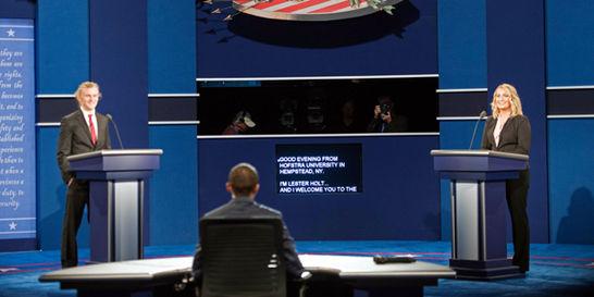 Hillary y Trump llegan empatados al primer debate