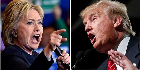 El 'golpe bajo' que Trump guardó para el próximo debate