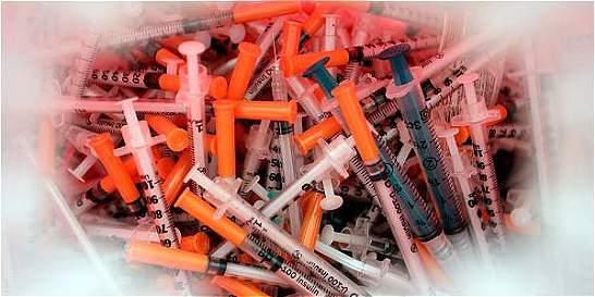 Epidemia de heroína sacude a los 'blancos' de EE. UU.