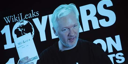 WikiLeaks promete revelar más información sobre elecciones en EE. UU.