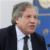 Luis Almagro denuncia 'rompimiento democrático' en Venezuela