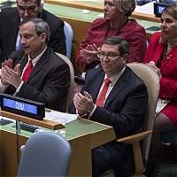 Histórica abstención de EE. UU. en la ONU sobre embargo a Cuba