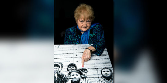 Eva Kor, 'la niña que perdonó a los nazis'