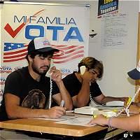 Voto cubano mide fuerzas con boricuas en reñida elección en Florida