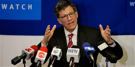 HRW pide suspender ascenso de un grupo de generales en Colombia