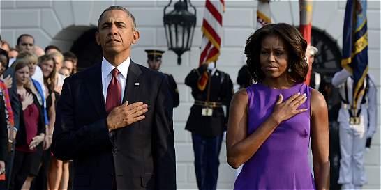 Barack Obama insiste en que su esposa Michelle nunca será candidata