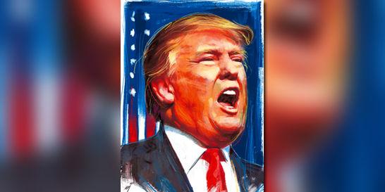 Donald Trump, el candidato 'imposible' que llegó a la Casa Blanca