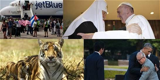 Diez sucesos que pasaron por primera vez en este 2016