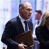Crece polémica por posición antiambientalista de Trump