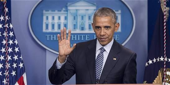 Obama ordena investigar el papel de Rusia en elecciones de EE. UU.