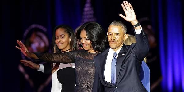 En su último mensaje como presidente, Obama formuló un dramático llamado a la unión,