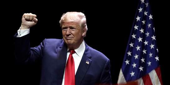 Donald Trump asume las riendas de la Casa Blanca