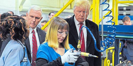 El peligroso juego de Trump con empresas y el comercio mundial