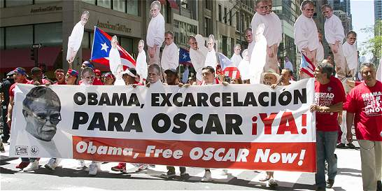 Barack Obama también perdona al puertorriqueño López Rivera