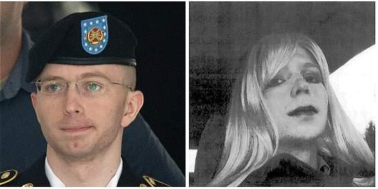 La historia de la soldado Chelsea Manning, antes conocida como Bradley