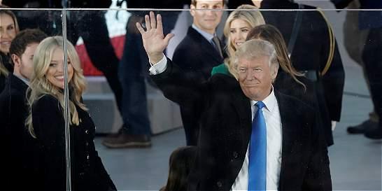 Posesión de Trump, entre la expectativa y los desplantes