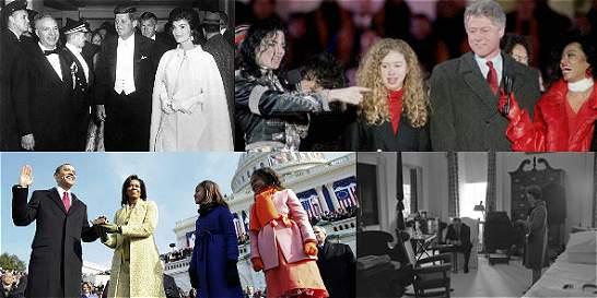 Así han sido las ceremonias de investidura desde Kennedy