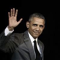 Obama y su esposa irán a California a pasar unas vacaciones familiares