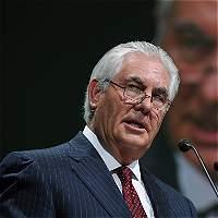 Rex Tillerson quiere 'revisar' acuerdo de paz con las Farc