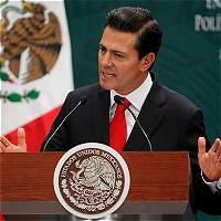 Con Trump no habrá 'confrontación ni sumisión': Enrique Peña Nieto