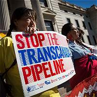 Trump revive controversiales oleoductos rechazados por ambientalistas