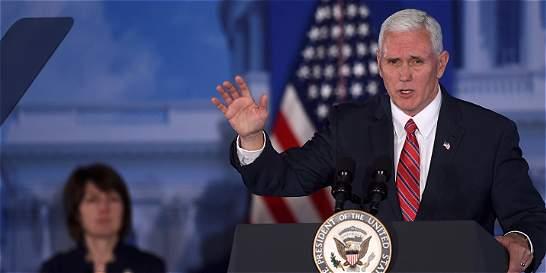 Vicepresidente de Trump asistirá a marcha contra el aborto