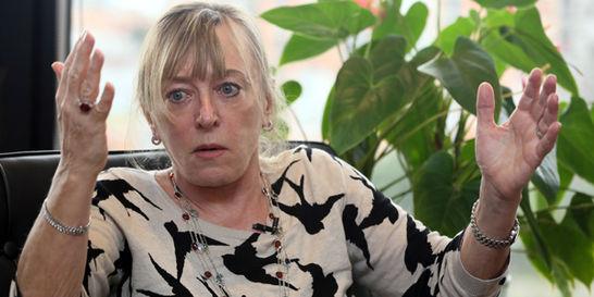 'Durante los primeros años no me gustó nada el Nobel': Jody Williams