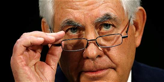 Tillerson menciona arma nuclear para defender a Japón y Corea del Sur