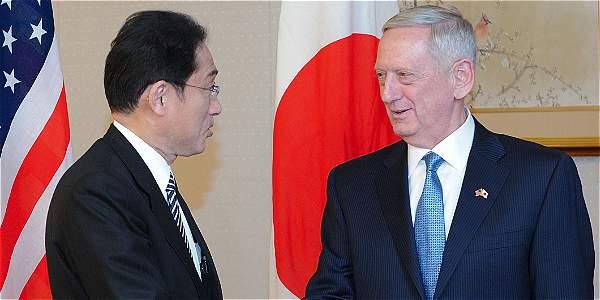Mattis propone una comunicación permanente con el ministro de Defensa surcoreano