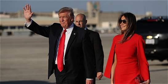 Trump se relaja con los bancos y se endurece con Irán