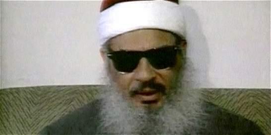 Fallece líder yihadista egipcio Omar Abdel Rahman en cárcel de EE. UU.