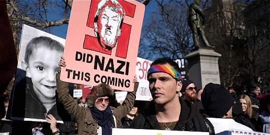 Los días de pesadilla para Donald Trump en la Casa Blanca