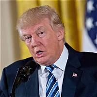 Trump presenta ante el Congreso su plan general de gobierno