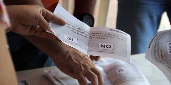'Hubo desbalance de fuerzas en el plebiscito': OEA
