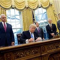 Los estados que desafían el nuevo veto migratorio de Trump