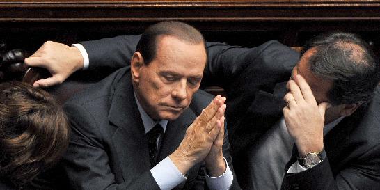 Silvio Berlusconi renuncia al título de 'Cavaliere'