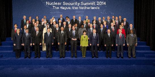 Líderes del mundo piden acciones para impedir terrorismo nuclear
