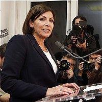 La francoespañola Anne Hidalgo, primera alcaldesa de París
