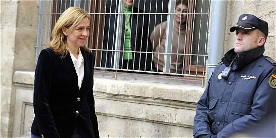 Infanta Cristina, hermana de Felipe VI, apela su imputación por fraude
