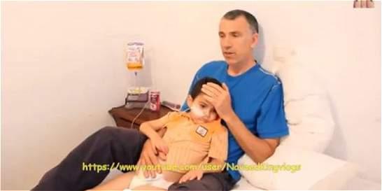 Hallan en España al niño con cáncer sacado del hospital por sus padres