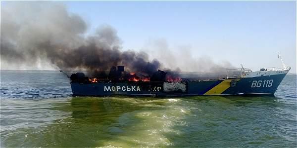 Kiev alerta de una 'gran guerra' con Rusia