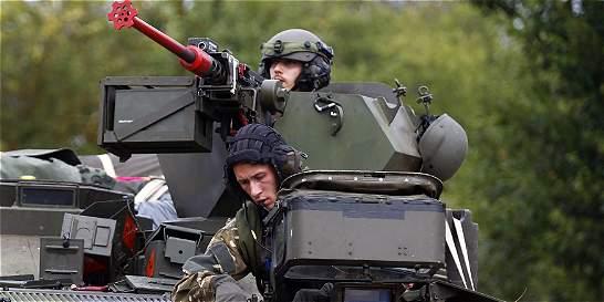 Ucrania y Otán inician maniobras navales anuales en el Mar Negro