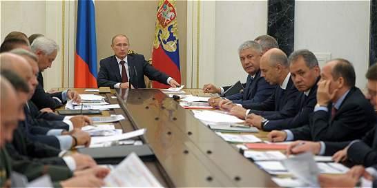 Rusia prepara doctrina militar pensando en Otán