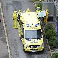 Cooperante de Médicos Sin Fronteras con ébola llega a Noruega