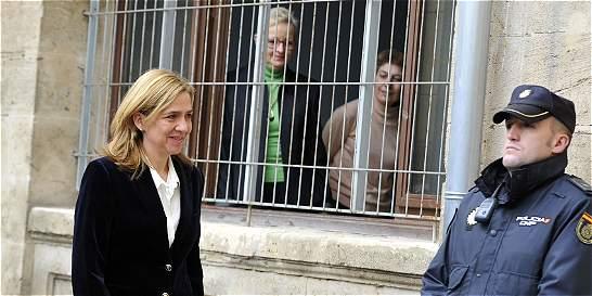 Imputan delito fiscal a la infanta Cristina, hermana del rey de España