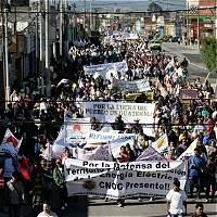 Defensores del derecho a la tierra, víctimas de la impunidad