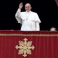 'Hay verdaderamente muchas lágrimas en esta Navidad': Papa Francisco