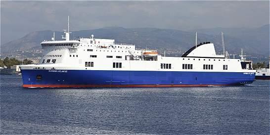 Concluye rescate de los pasajeros del transportador 'Norman Atlantic'