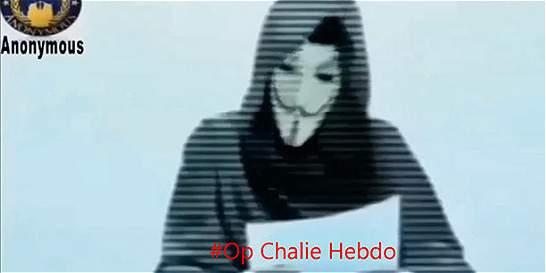 Es nuestro deber reaccionar: 'Anonymous Belgique'